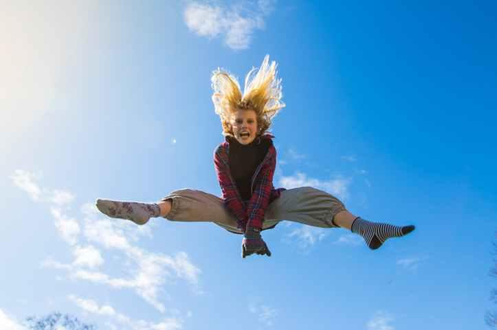 action adventure air balance