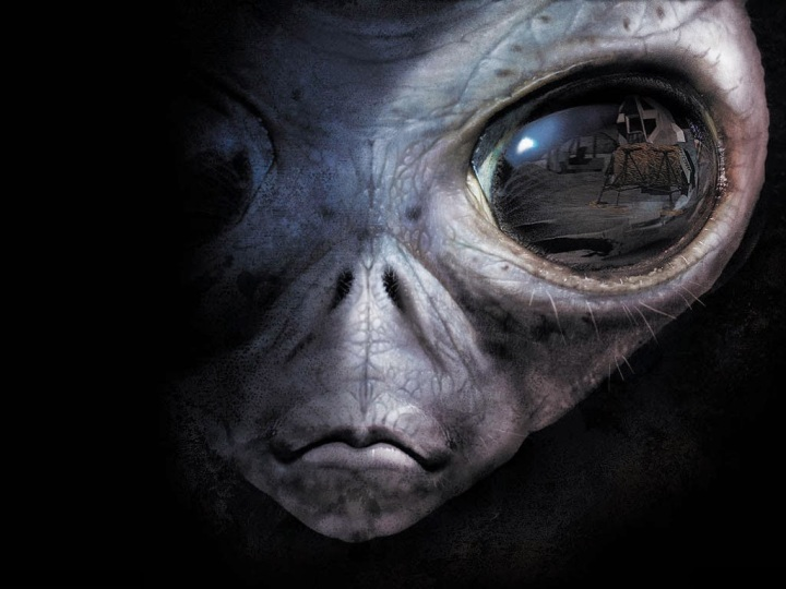 UFOs - MYSTERY AND MEANING: THE ALIEN GREYS
