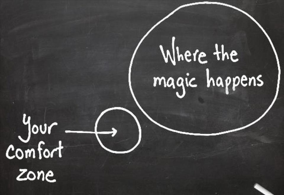 How I'm going out of my comfort zone   by Krzysztof Kempiński   kkempin's dev blog   Medium