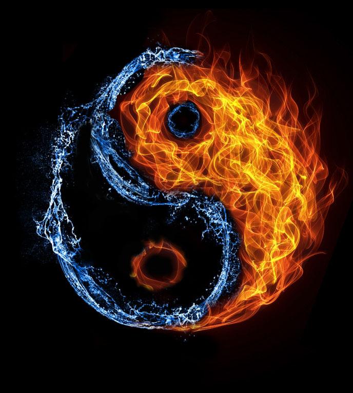 Símbolos, Mitos y Arquetipos: Yin-yang, el símbolo de ...