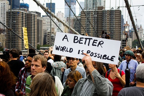 20 Best Signs from Occupy Wall Street | Funny Signs
