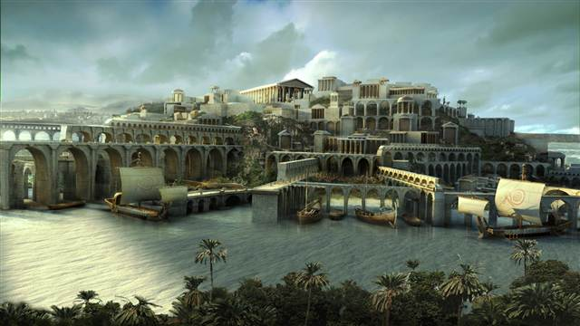 Mysterified : The lost empire of Atlantis found?