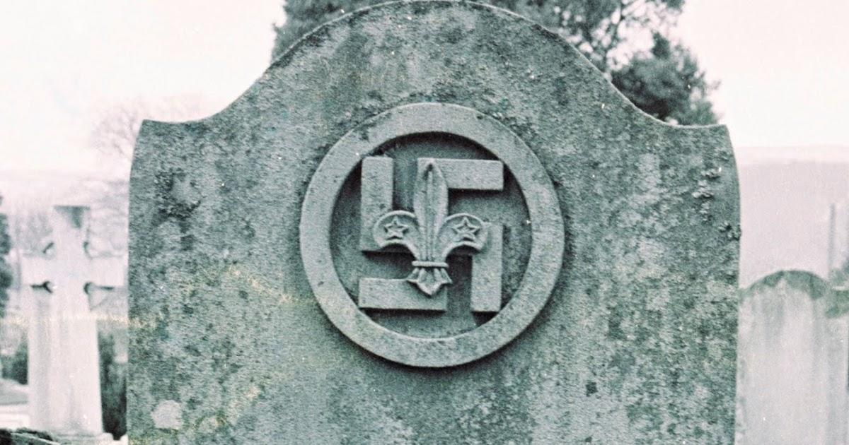 The Graveyard Detective: Swastika Symbol on Scottish ...