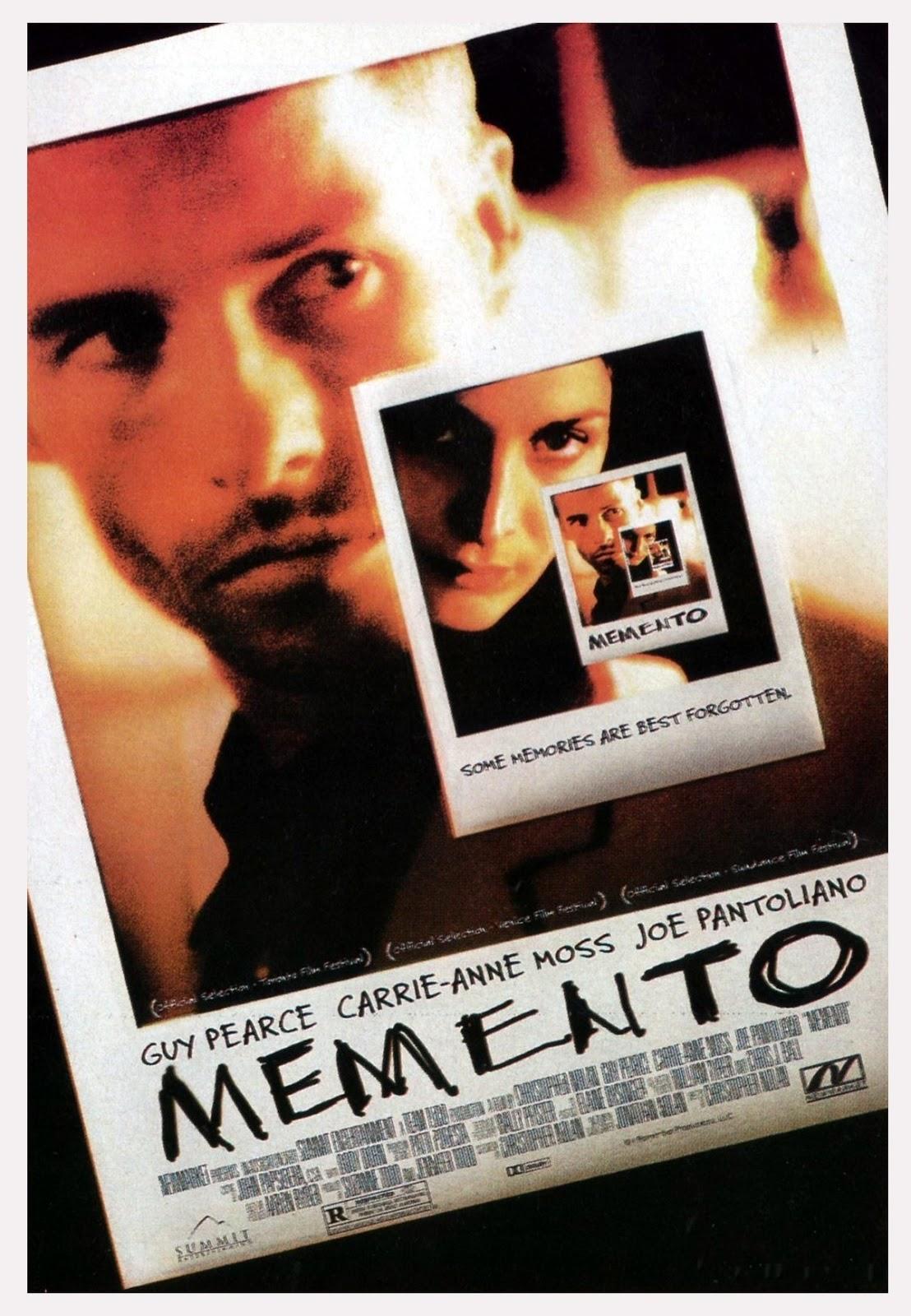 2nd First Look: Christopher Nolan's Memento