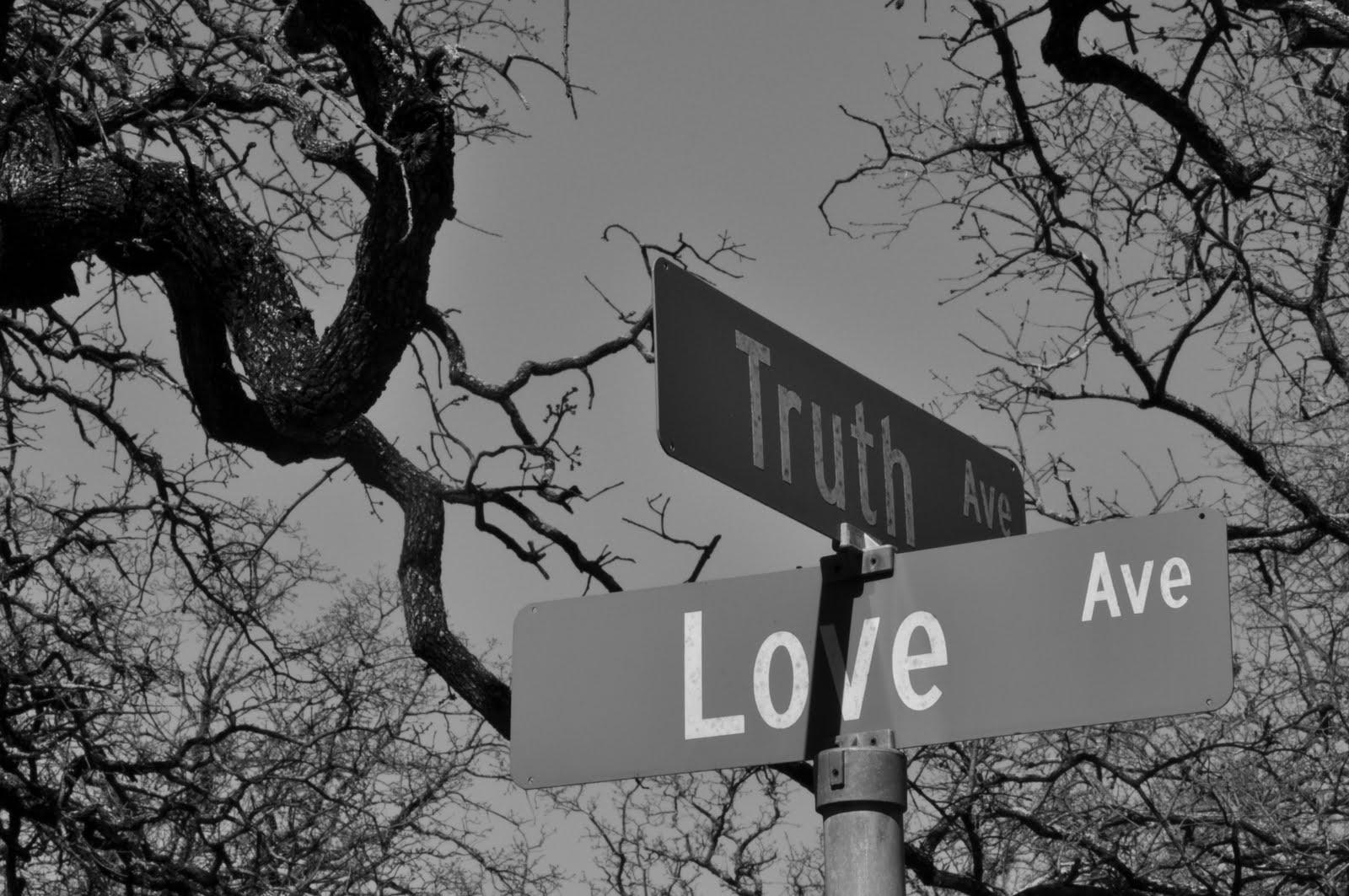 Sermon-Spirit of Love and Truth   Good Shepherd Baptist Church