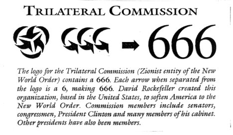The Atlantean Conspiracy: The Trilateral Commission