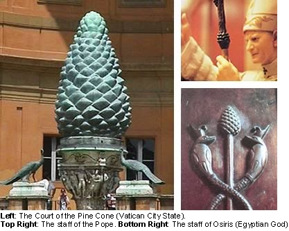 The Pineal Gland: Crystal Transducer   Starship Earth: The Big Picture