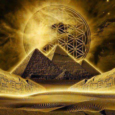 Tek-Gnostics Net: Egypt, sacred geometry & the eight-brain model