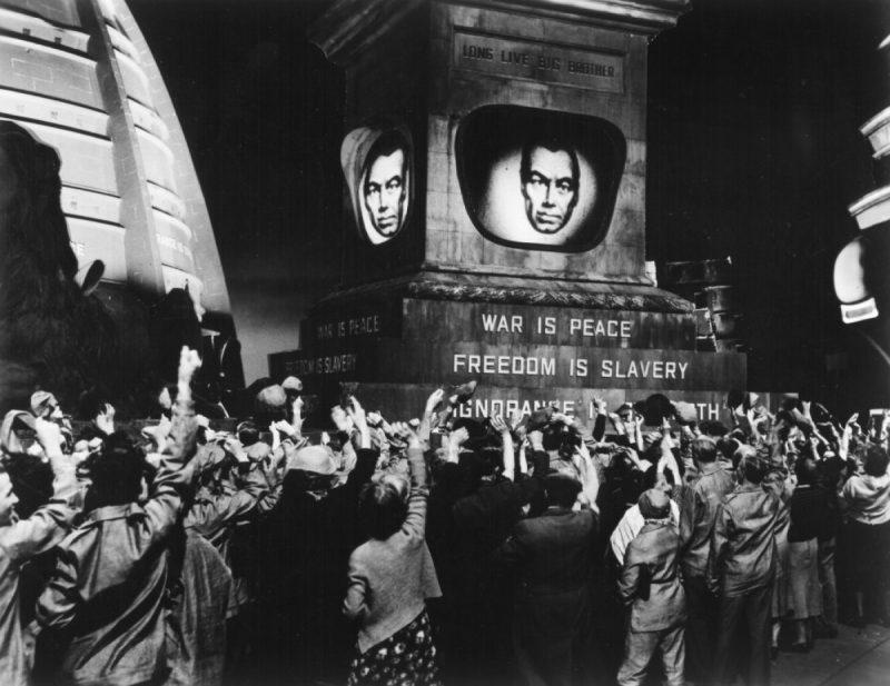 alargamiento compensatorio: 1984, de George Orwell. V. Los ...