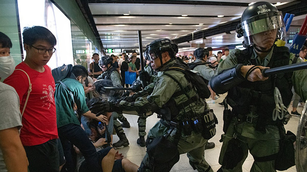 31 Hong Kong Protesters Held in Concentration Camp All Got ...