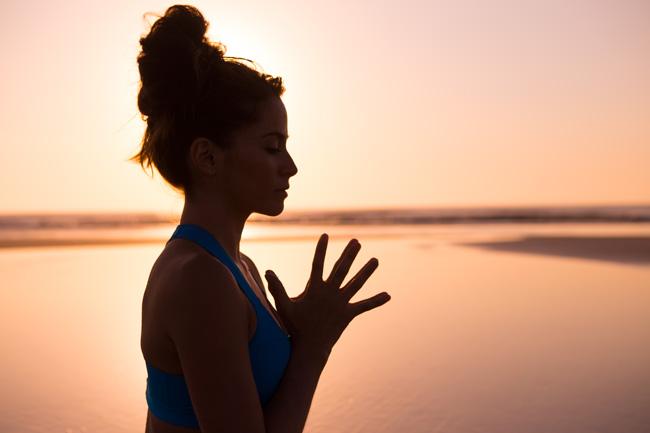 Guided Morning Meditation — YOGABYCANDACE