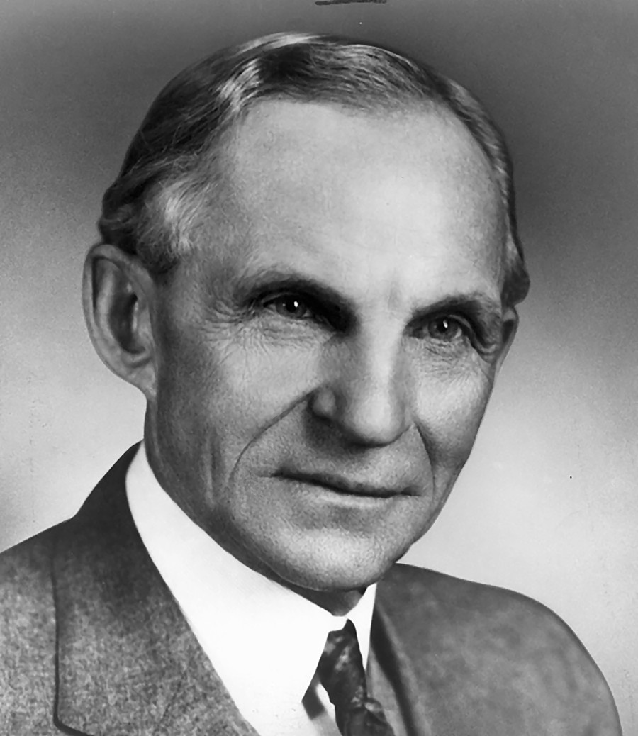 Henry Ford and the Industrial Revolution | by Andrei ...