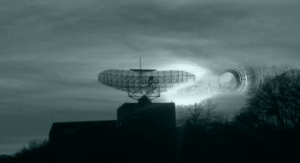 UFOs CERN Timeline Manipulation and the Montauk Project