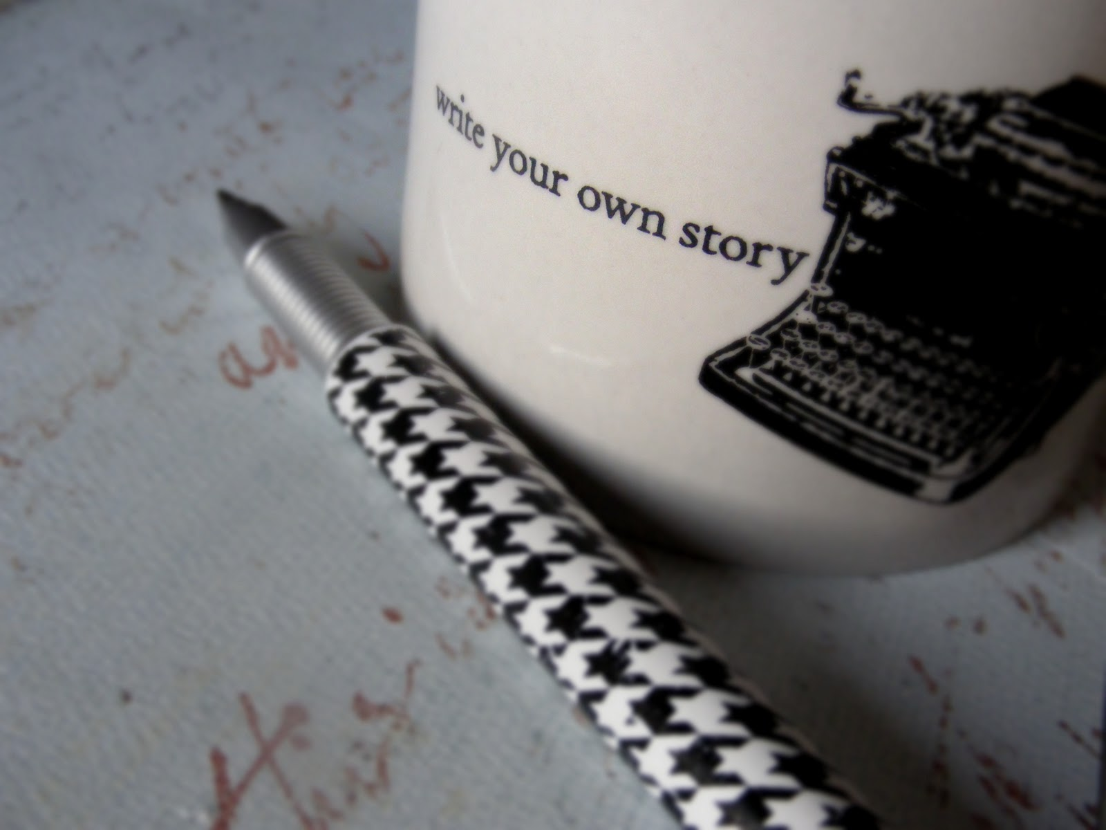 Write Your Own Story ~ Seize the Moment